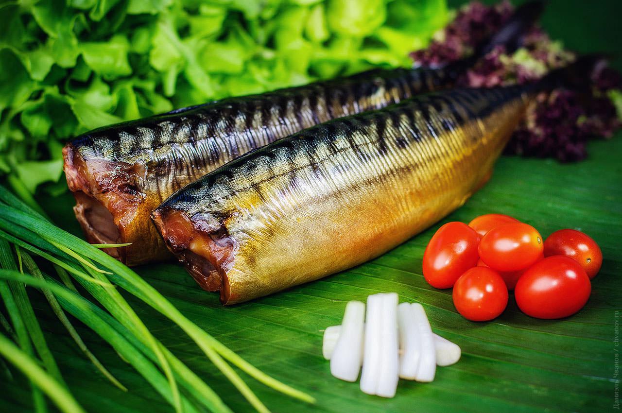 Копчение рыбы картинки